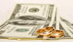 divorce and money
