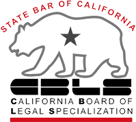 California Board Certified Family Law Specialist